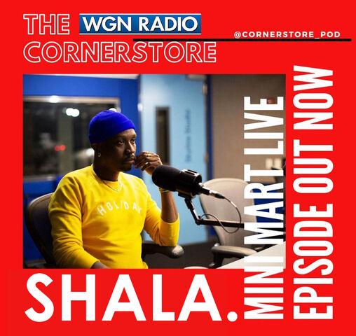 cornerstore artist Shala feed