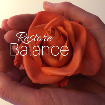resrtore Balance