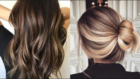 Difference In Hair Color Techniques
