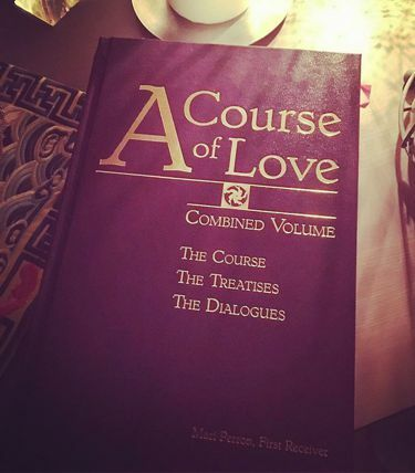 A Course of Love is a combined volume of three books all received by Mari Perron.