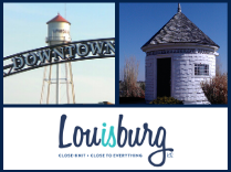 City of Louisburg 209x156