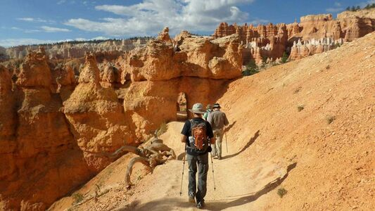 National Park Hiking Tours
