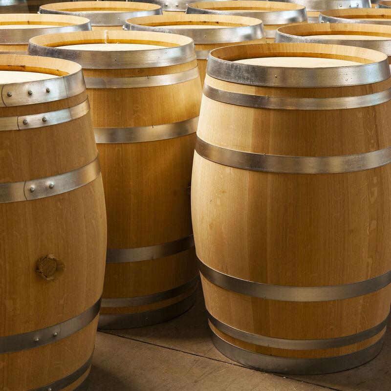 Destillatfässer aus japanischer Mizunara Eiche