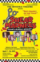 Shear Madness Tucson, AZ