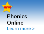 NEW Phonics Online Mobile
