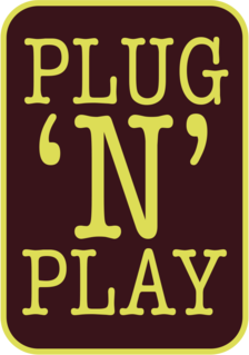PLUG N PLAY BUTTON