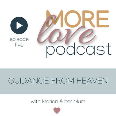 Marion has been able to maintain, even grow her relationship with her mother since her mother's death.  This is a very special interview, though you won't know it unless you open your heart and listen from the heart.  Marion hasn't ever shared these special moments of her life publicly before; you are in a privileged position to be able to hear them.   Essentially, Through the telling of her story, Marion is showing us how to build spiritual strength in emotional sensitivity through relationship. Marion's story exemplifies the Spiritual principle that we can't create love alone; love can only be experienced in relationship because love (or life force energy) is the potentiality of creation, without relationship love is both everything and nothing.