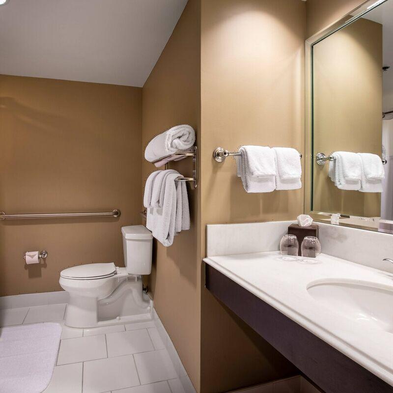 Accessible Bathroom 1