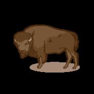 Bison Zeichenfläche 1
