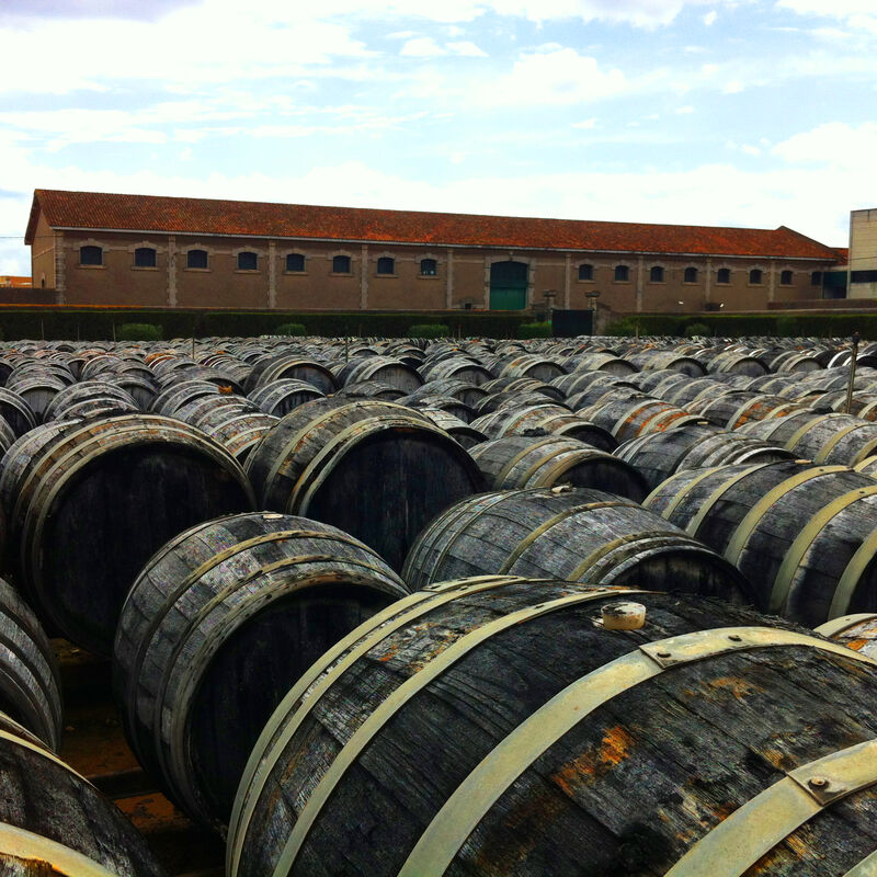 Vermouth Barrels ready to refill