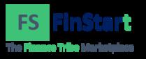 Logo FinStart sans carré autour