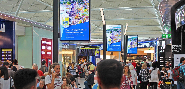 Eine Case Study von collab-ed, einer mehrfach ausgezeichnete, internationale Werbeagentur: Stuttgart Airport Beer Fest