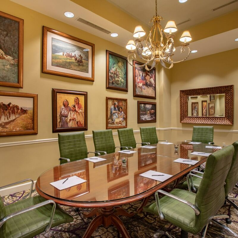 Mangrove Boardroom
