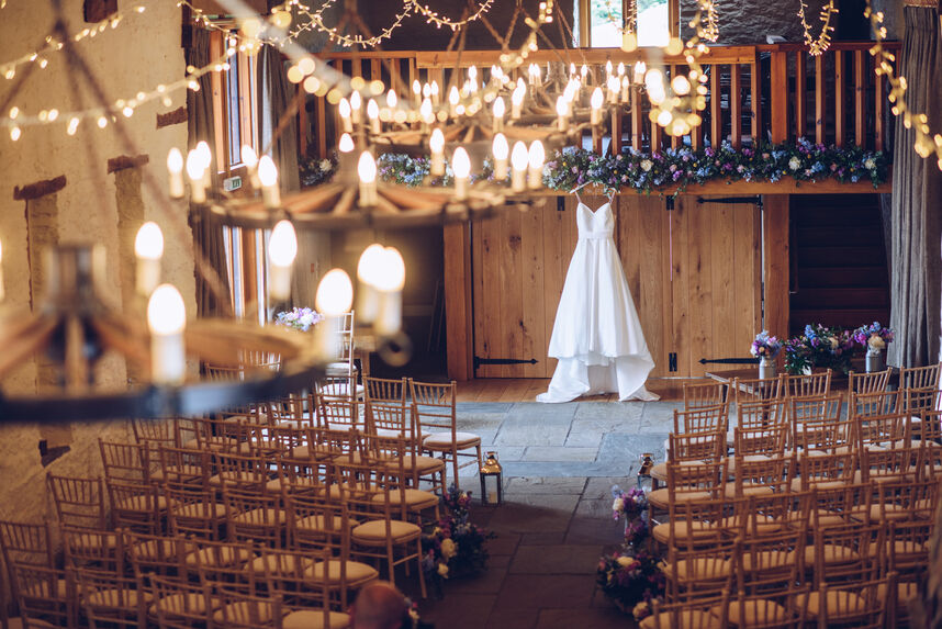 Brecon wedding photography