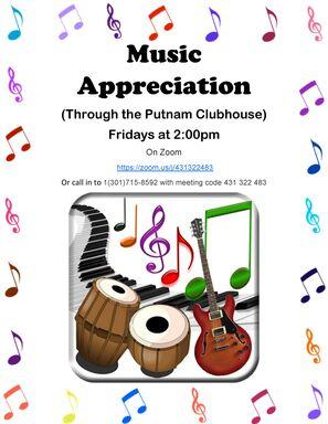 Music Appreciation Flyer page 001