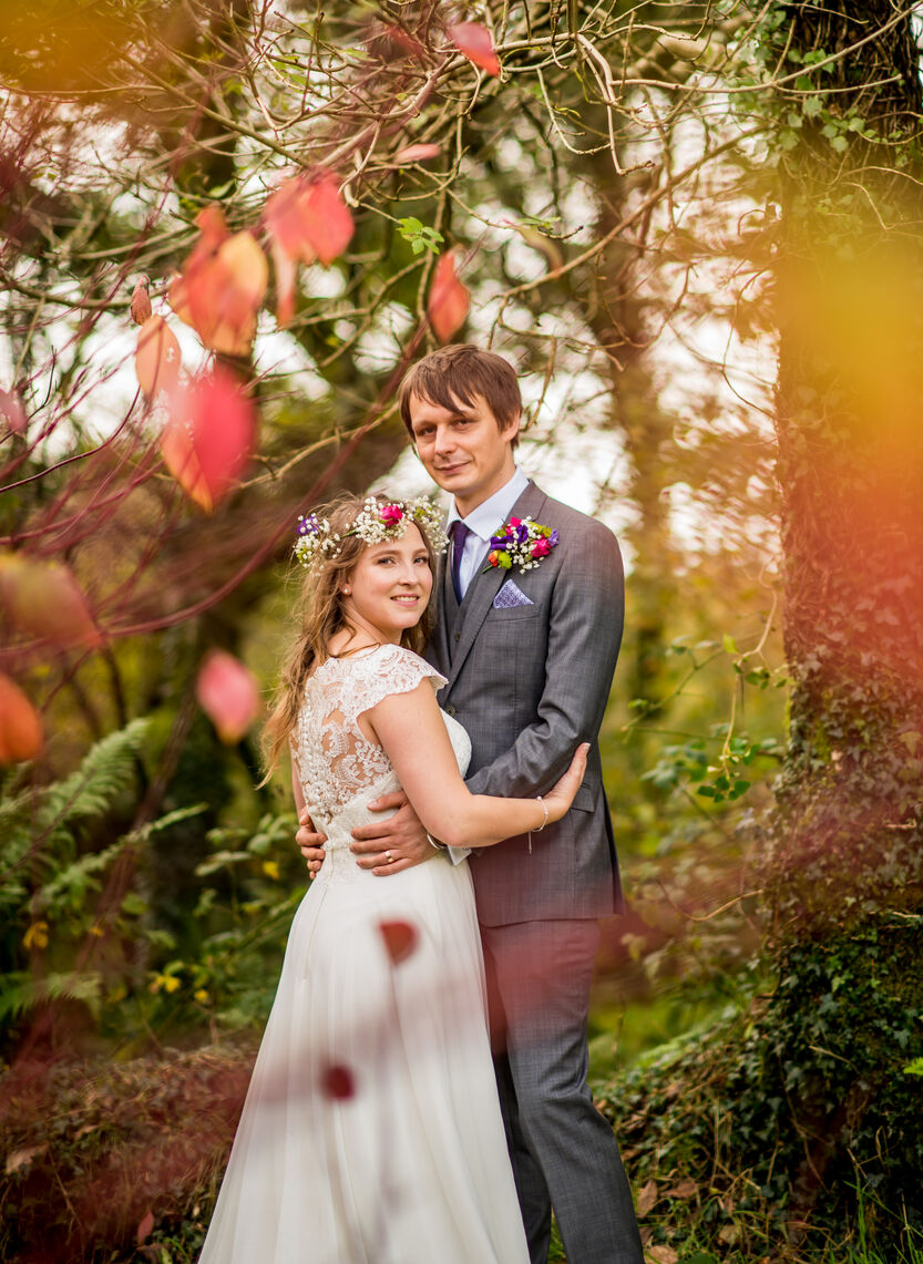 Weddings at Gelli Fawr Pembrokshire