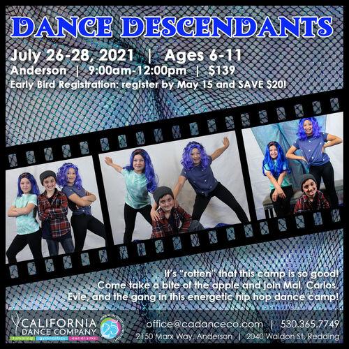 Square DanceDescendants