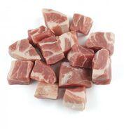 Frozen Pork Cube