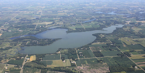 Rice Lake, Stearns County , MN