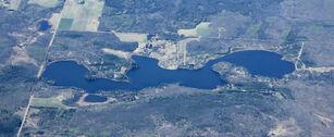 Vanduse Lake, Aitkin County , MN