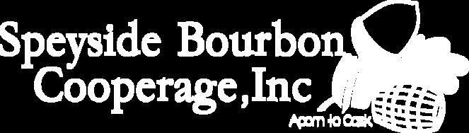 Bourbon barrels der Speyside Bourbon Cooperage