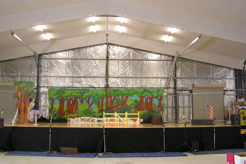 Completion of stage 1 of new Multipurpose hall. We hold our first concert in it. New classrooms opened and operational – complete with 4 new Interactive whiteboards. Rain water tanks installed -2007