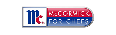 A link to the About McCormick's for Chefs page.