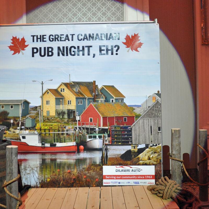 Great Canadian Pub Night 132