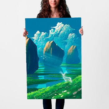 valleylakes01 poster 61x91 24x36