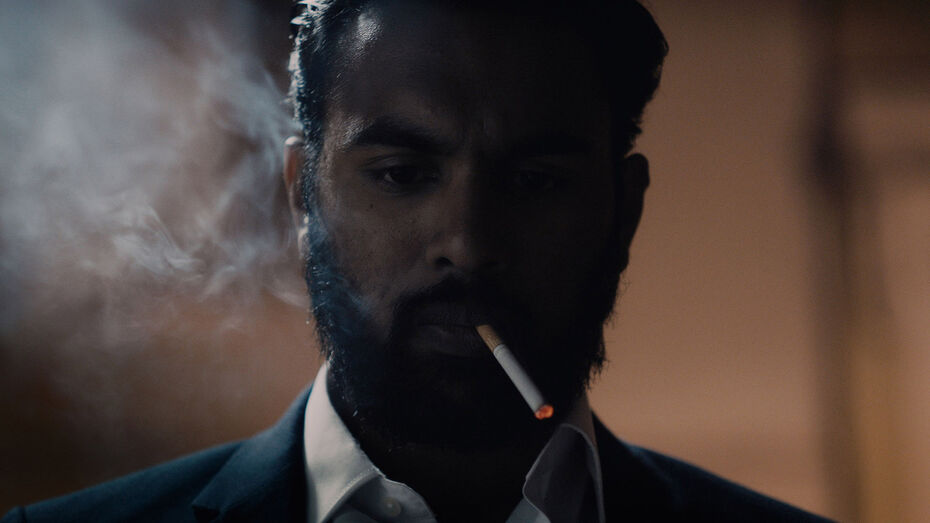 Himesh Patel stars in The Fox, a short film directed by Henry Scriven