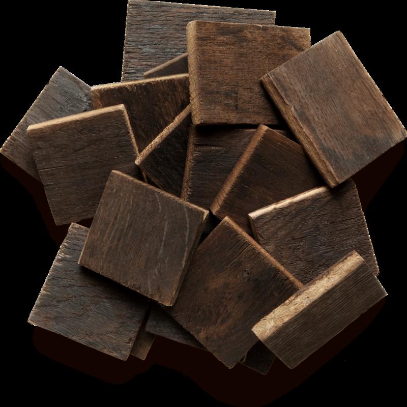 Oak Segments