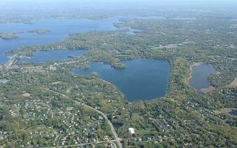 Christmas Lake,Hennepin County, MN