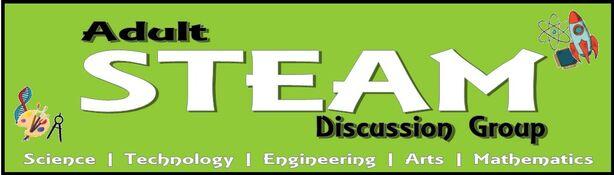 STEAM group web banner