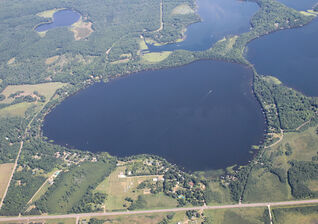 Portage Lake, Crow Wing County , MN