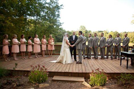 Wedding Deck