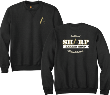 Sharp Barber Shop   Sweatshirts