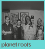 planet roots azul