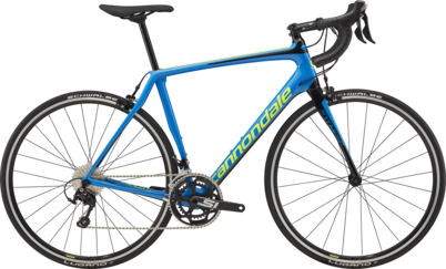 Cannondale Synapse bike tour rental bike