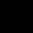 HoneyBee Outline   Black