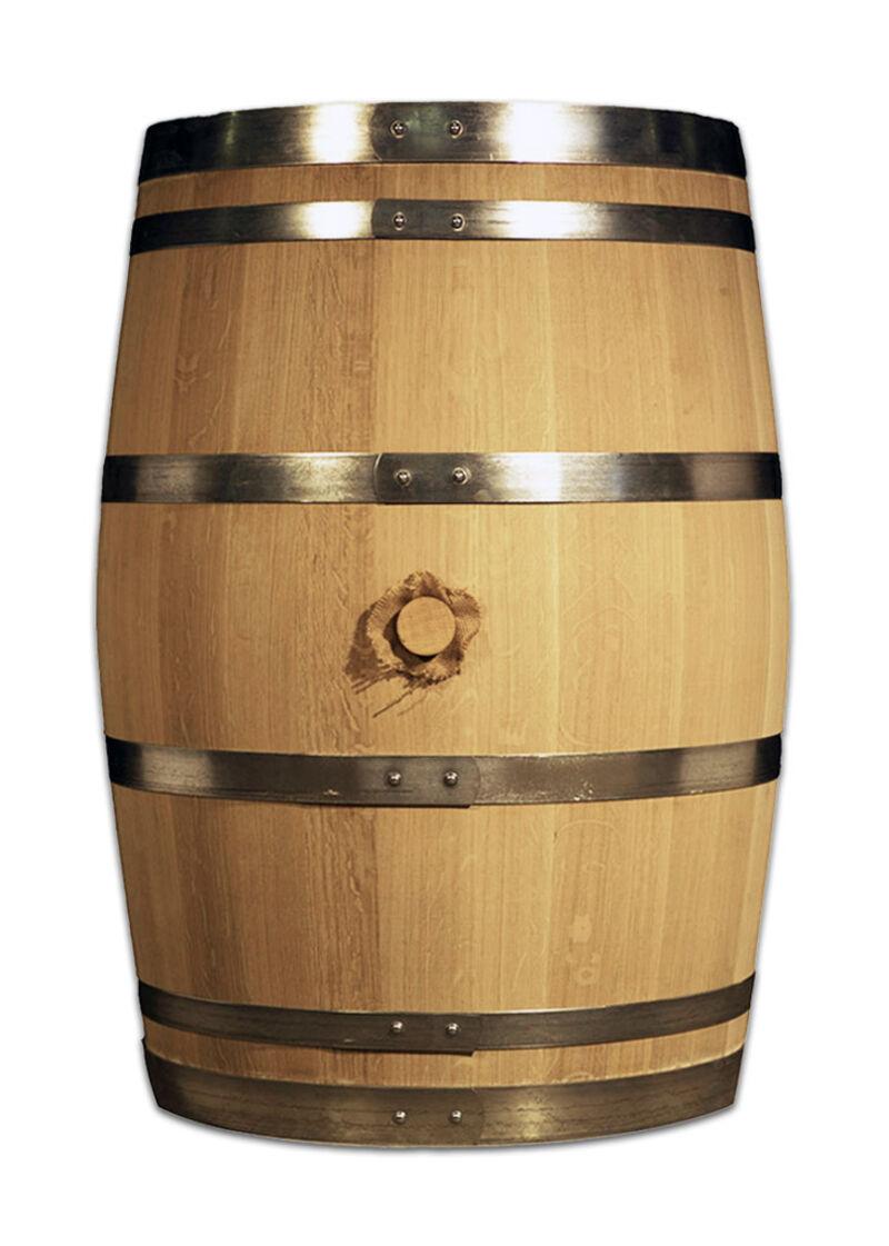 225 l Barrique / Weinfass aus französischer Eiche der Tonnellerie Maury & Fils bei shop.oakbarrels.shop