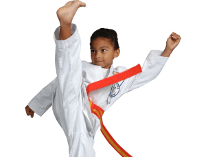 Structured karate classes for kids