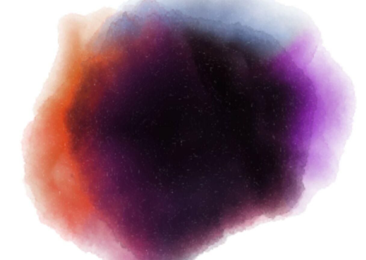 Color Splash Ink Drop