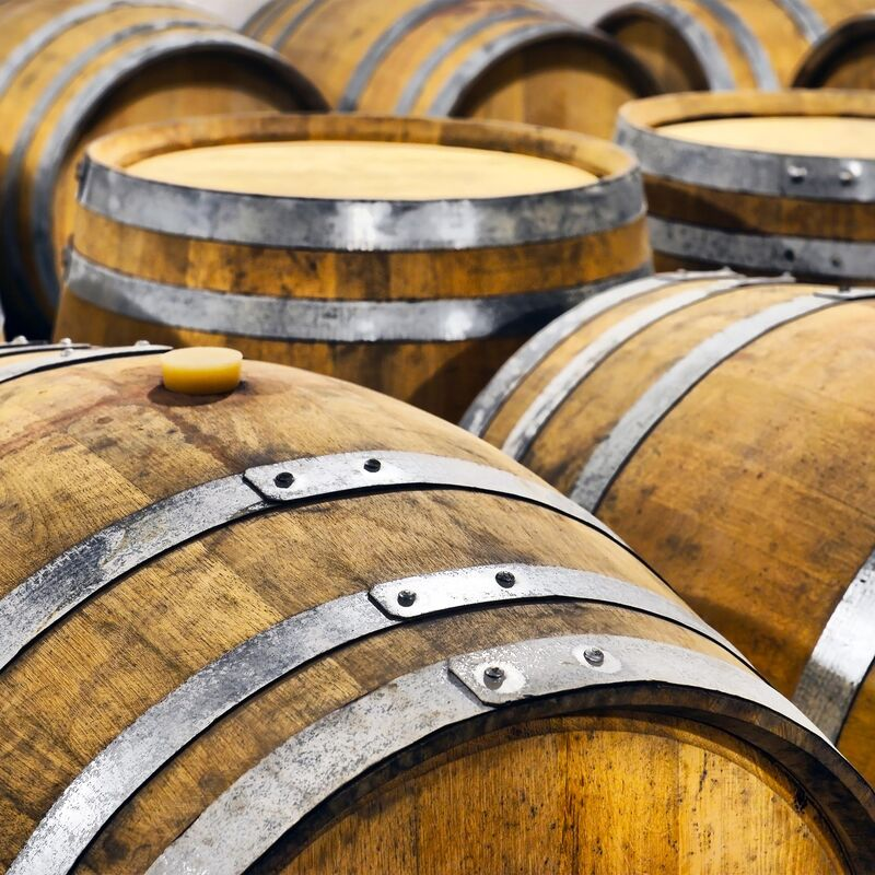 Vermouth Barrels in refill-ready condition