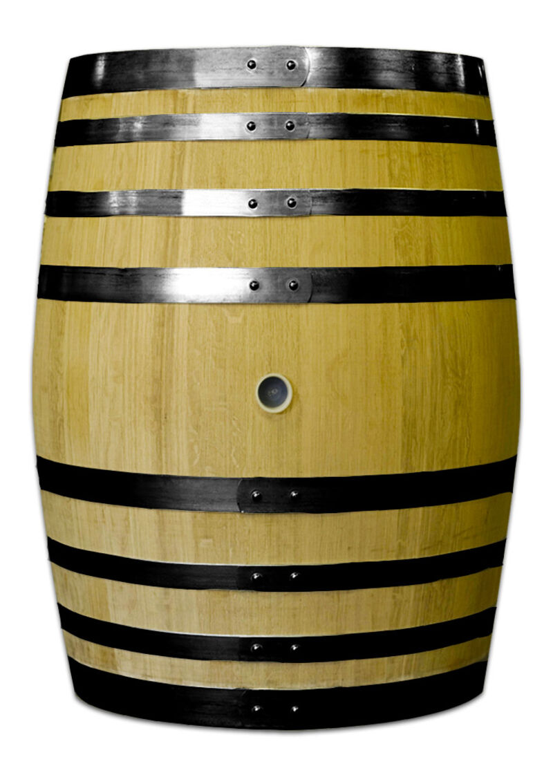 400 l Tonneau / Weinfass aus französischer Eiche der Tonnellerie Giraud-Galiana bei shop.oakbarrels.shop