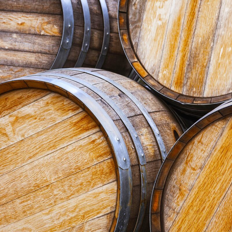 Pineau Barrels in refill-ready condition