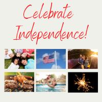 Celebrate Independence! 200x200