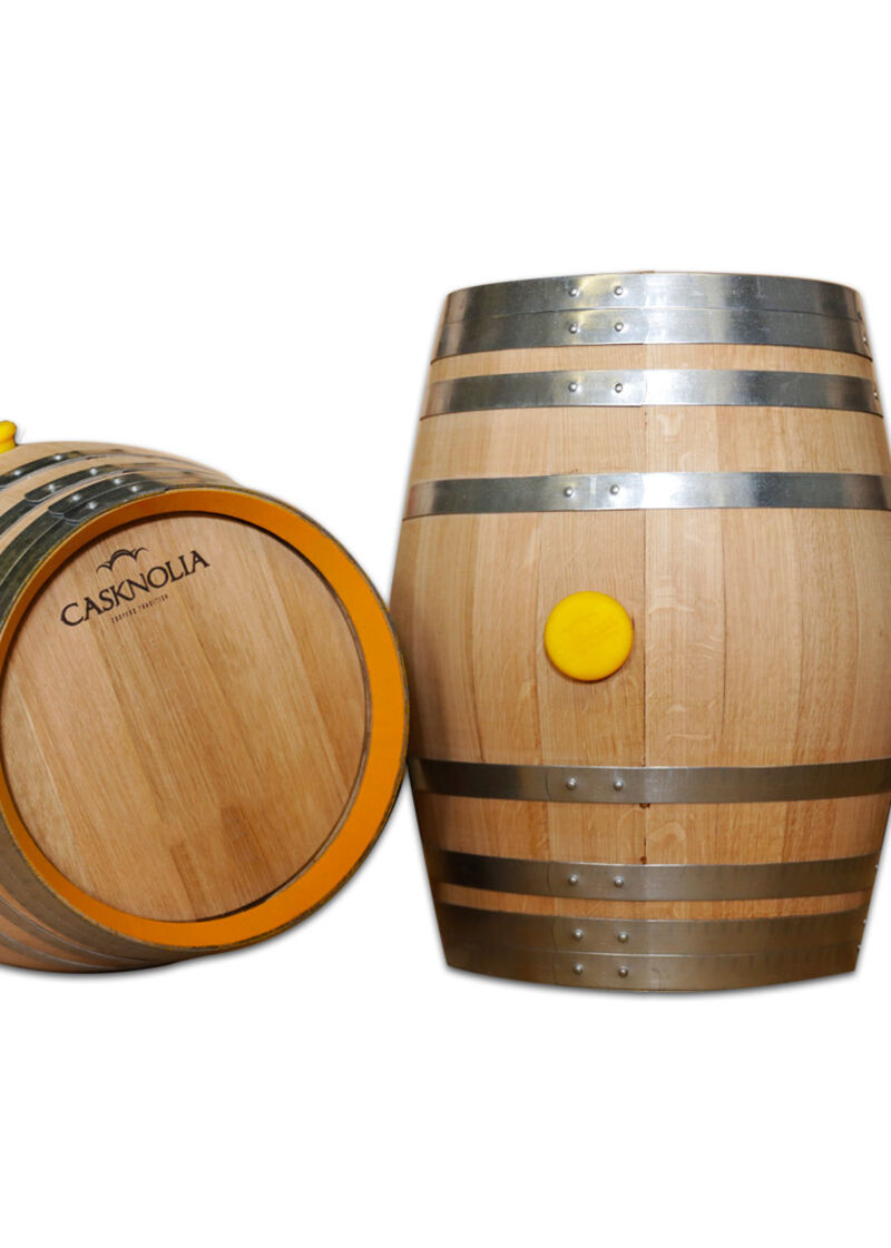 Casknolia Oak Barrel / Spirit Barrel made of American Oak 30 l - 500 l on shop.oakbarrels.shop