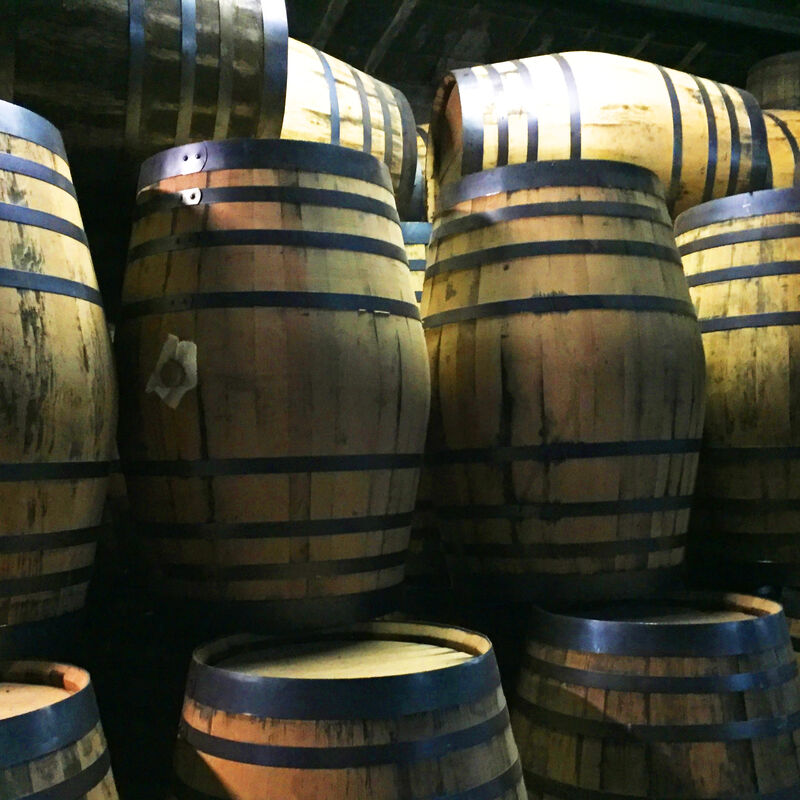 Sherry Barrels ready to refill