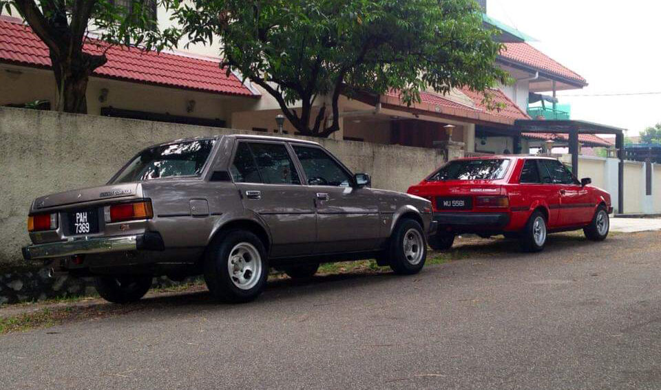 ke70 sedan and liftback