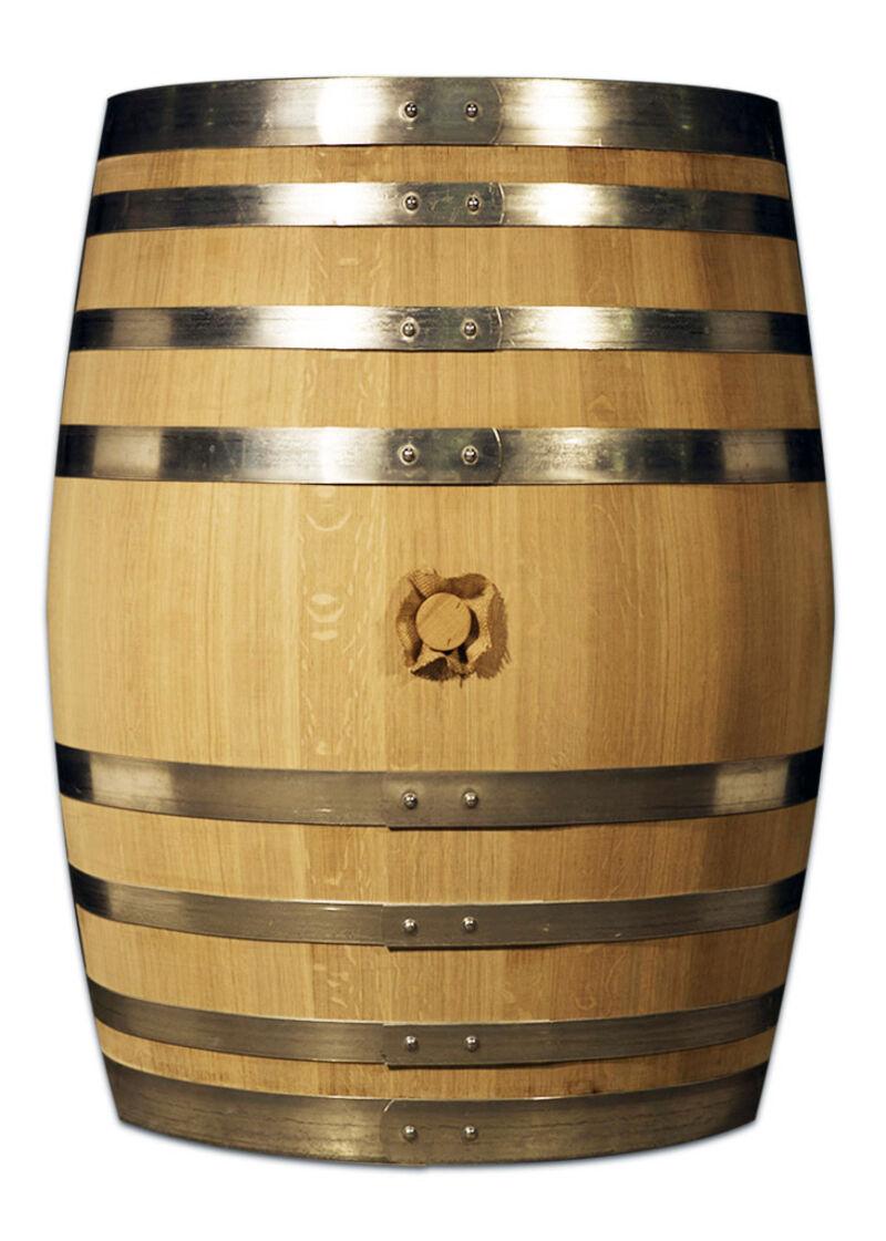 400 l Tonneau / Weinfass aus französischer Eiche der Tonnellerie Maury & Fils bei shop.oakbarrels.shop